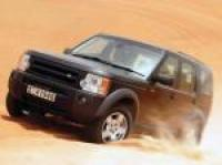 Land Rover грабна две награди «Auto Express New Car Honours 2007»