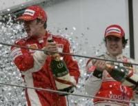 Фернандо Алонсо: Ферари бяха недостижими. Поздравявам Кими
