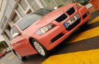 В Турция вече има розови...таксита