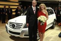 Детройт 2008: Дами и господа, Mercedes- Benz Vision GLK!