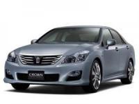Toyota пуска на вътрешния си пазар новия модел Crown Royal