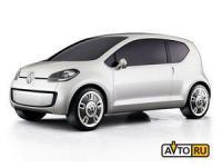 Volkswagen ще създаде нов модел на базата на концепта up!