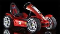 В Европа започнаха продажбите на веломобил… Ferrari