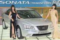 Hyundai NF Sonata 2008 е в списъка на най-екологичните автомобили в САЩ