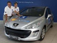 Peugeot 308 HDi  с два световни рекорда