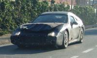 Ferrari тества загадъчен автомобил
