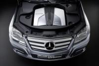 Mercedes-Benz ще покаже Vision GLK BlueTec Hybrid Concept