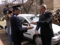 13 нови автомобила ще карат от днес полицаите в Перник
