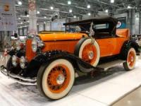 Изложение на класически автомобили ще се проведе в Москва