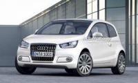 Audi A1 дебютира през 2010 година?