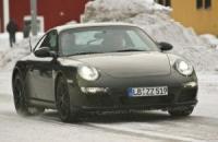 Нови шпионски снимки на Porsche Carrera 4