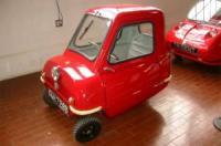 Малка кола, по-малка кола, най-малка кола, Peel P50