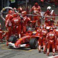 Класиране при конструкторите преди Гран при на Унгария