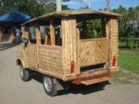 Такси от бамбук печели почитатели