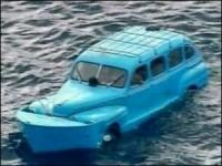 Кола във вода
