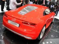 Audi e-Tron ще се качи на конвейра