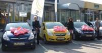 Opel Corsa за красиви крака