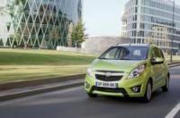 Chevrolet Spark събира общо 69 точки на теста EuroNCAP