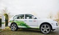 В Германия създадоха електрически Cayenne