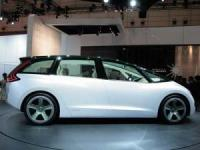 Honda ще представи в Чикаго новия миниван Odyssey
