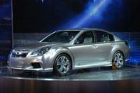 Subaru Legacy е единствен в сегмента със серийно 4х4