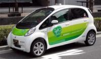 Mitsubishi i-MiEV ще се появи в Токио като такси