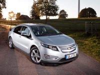 Chevrolet Volt – автомобил на годината в Швейцария