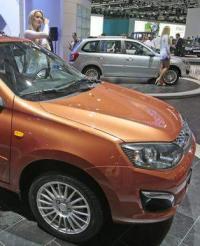 Новая Lada Kalina поступит в продажу летом 2013 года