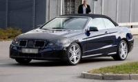 Mercedes тестирует новый E-класс Cabrio