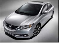2013 Honda Civic to Debut at Los Angeles Auto Show