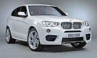 BMW X4 появится в продаже в 2014 году