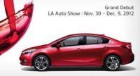 Американски дебют за KIA Forte на Автосалон ЕлЕй 2012