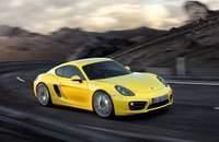 Porsche Cayman обзаведется турбированной версией