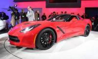 Первый Corvette Stingray продан с аукциона за 1.1 миллион долларов