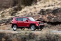 Jeep Renegade: компактный «проходимец»