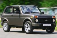 Lada 4x4 Urban - подробности