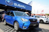 Subaru показа предвестник на спортен Forester - tS