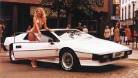 Lotus Esprit Turbo на Джеймс Бонд