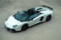 NOVITEC доработи Lamborghini Aventador LP 700-4 Roadster