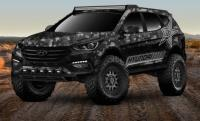 SEMA 2017: Rockstar Moab Extreme Concept от Hyundai и Rockstar