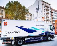 RENAULT TRUCKS излиза на пазара с електрически камиони през 2019 година