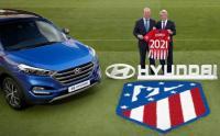 Hyundai стана глобален автомобилен партньор и на Atlético de Madrid