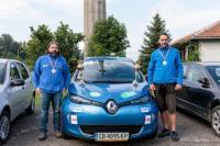 Дедиков и Павлов спечелиха седмото издание на Тесла рали Сърбия с Renault ZOE