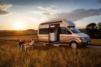 Volkswagen анонсира Grand California