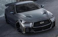 Автосалон Париж 2018: INFINITI интегрира Формула 1 в Project Black S