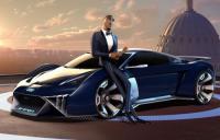 Audi създава първия си концептуален модел за участие в анимационен филм