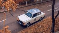 Ако Trabant бе дело на Фердинанд Порше. Интерпретацията на Vilner Garage