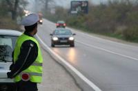 Шофьор катастрофирал с краден автомобил