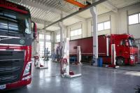 С близо 4 млн. лева инвестиция Волво Груп България откри собствен сервизен център до Пловдив