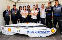 Студенти от Русе с нов екологичен автомобил на Shell Eco-marathon Европа 2019